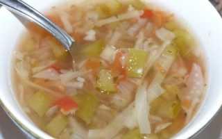 Хирургический суп для похудения