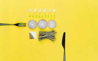 Как экономно питаться меню на каждый день на 2 человека?