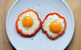Яичная диета 2 недельная