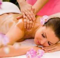 Чем полезен массаж тела общий