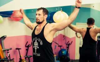 Изотонические упражнения для похудения