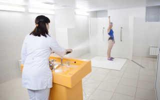 Польза душ шарко для организма человека