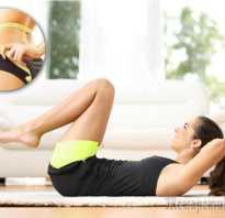 Программа тренировок для девушек дома без инвентаря для похудения