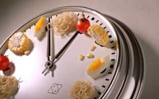 Как правильно переваривать пищу?