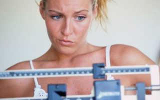 Диета минус 5 кг за неделю в домашних условиях меню на неделю новичкам