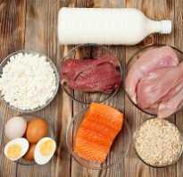 Белковая диета для спортсменов для похудения