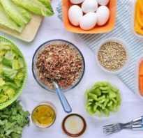 Специальное правильное питание для похудения