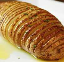 Сколько готовится картошка в мундире в духовке