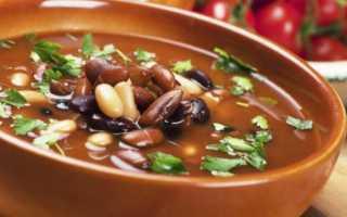 Как приготовить вегетарианский суп диетический?