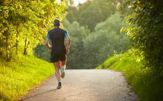 Как влияет бег на организм женщины?