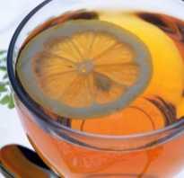 Можно ли пить чай с лимоном часто?