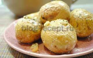 Как испечь картофель в мундире в духовке?
