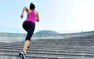Сколько сжигает калорий подъем по лестнице