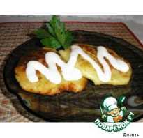 Капустные оладушки на кефире рецепт