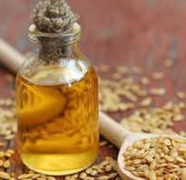 Как принимать растительное масло для похудения?