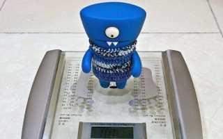 Расчет массы тела по росту и возрасту для мужчин