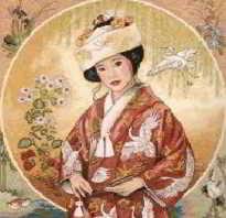 Диета как худеют японки
