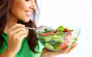 Как сесть на правильное питание для похудения и не срываться?