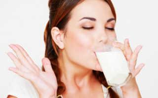 Творожно молочная диета