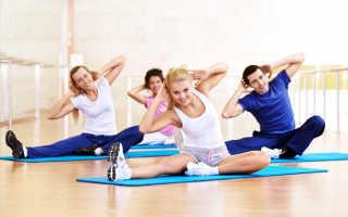 Упражнения для похудения живота и ног в домашних условиях за неделю