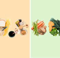 Самые высокоуглеводные продукты
