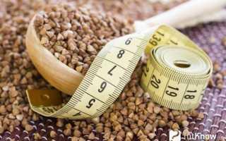 Гречневая диета на 14 дней меню на каждый день дозированно