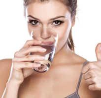 Питьевая диета отзывы 2 недели