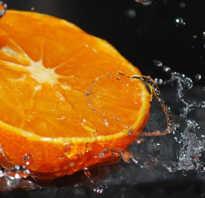 Диета апельсиновая на 3 недели