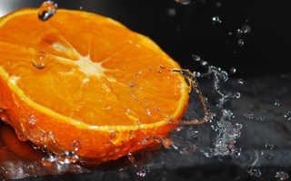 Диета на 3 недели апельсиновая