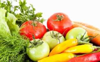 Раздельное питание с чем сочетать помидоры
