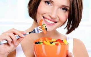Плюсы правильного питания кратко