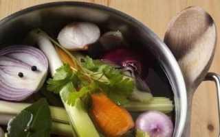 В какую воду класть овощи для варки
