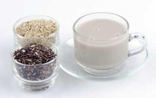 Рисовая вода для похудения рецепт и отзывы