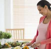 Диета при гестозе беременных меню на каждый день