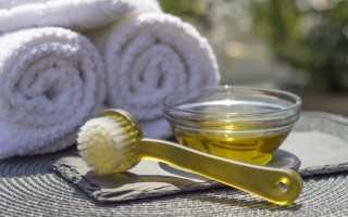 Как в домашних условиях сделать антицеллюлитное масло?