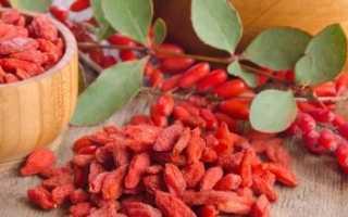 Как правильно принимать ягоды годжи для похудения?